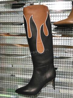 2019年5月巴黎女鞋靴子展会跟踪212068
