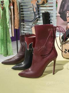 2019年5月巴黎女鞋靴子展会跟踪212069