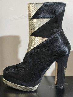 2019年5月巴黎女鞋靴子展会跟踪212082