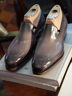 2019年6月米兰男鞋男士单鞋展会跟踪212818