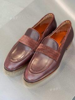 2019年6月米兰男鞋男士单鞋展会跟踪212862