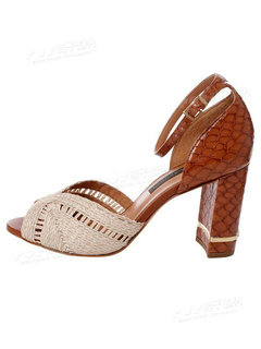 2019年7月加达女鞋凉鞋展会跟踪213411
