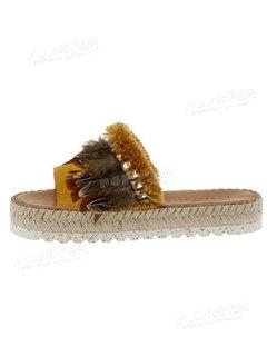 2019年7月加达女鞋拖鞋展会跟踪213438