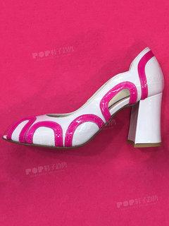 2019年9月米兰女鞋单鞋展会跟踪214014