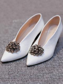 2019年9月米兰女鞋单鞋展会跟踪214015