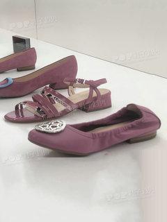 2019年9月米兰女鞋单鞋展会跟踪214110