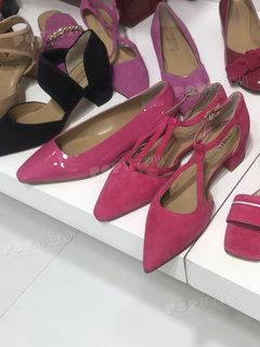 2019年9月米兰女鞋单鞋展会跟踪214111