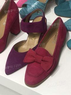 2019年9月米兰女鞋单鞋展会跟踪214107