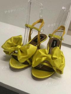 2019年9月米兰女鞋凉鞋展会跟踪214147