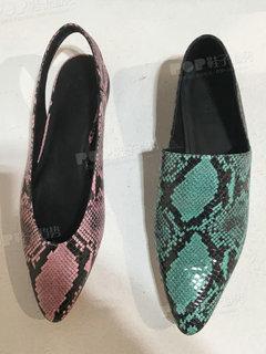 2019年9月米兰女鞋单鞋展会跟踪214361