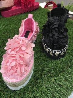 2019年9月米兰女鞋单鞋展会跟踪214363