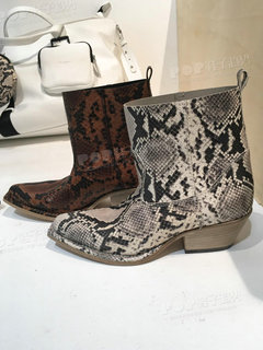 2019年9月米兰女鞋靴子展会跟踪214456