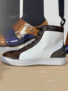 2019年10月米兰男鞋靴子展会跟踪216848