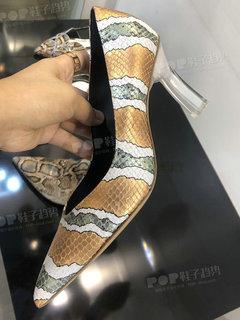 2019年10月米兰女鞋单鞋展会跟踪217122