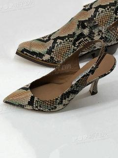2019年10月米兰女鞋单鞋展会跟踪217123