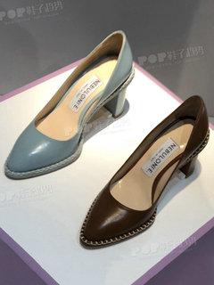2019年10月米兰女鞋单鞋展会跟踪217119