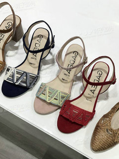 2019年10月米兰女鞋凉鞋展会跟踪217174