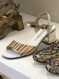 2019年10月米兰女鞋凉鞋展会跟踪217170