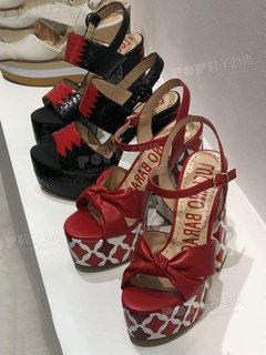 2019年10月米兰女鞋凉鞋展会跟踪217125