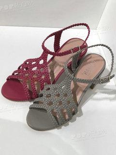 2019年10月米兰女鞋凉鞋展会跟踪217145