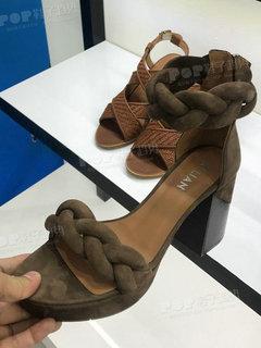 2019年10月米兰女鞋凉鞋展会跟踪217138