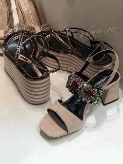 2019年10月米兰女鞋凉鞋展会跟踪217176
