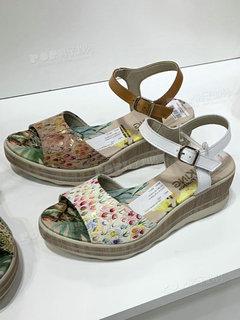 2019年10月米兰女鞋凉鞋展会跟踪218349