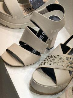 2019年10月米兰女鞋凉鞋展会跟踪218328
