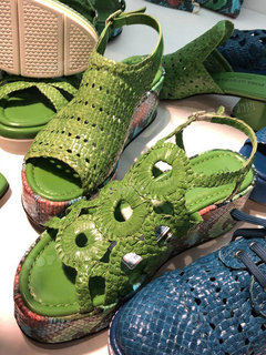2019年10月米兰女鞋凉鞋展会跟踪218332
