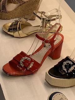 2019年10月米兰女鞋凉鞋展会跟踪218352