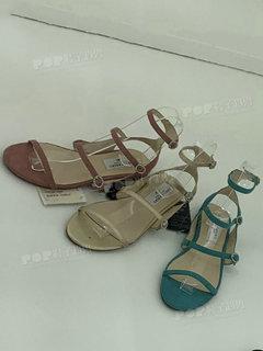 2019年10月米兰女鞋凉鞋展会跟踪218321