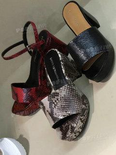 2019年10月米兰女鞋拖鞋展会跟踪218361