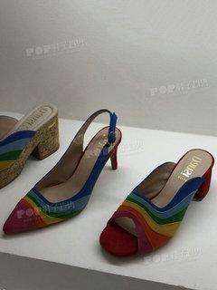 2019年10月米兰女鞋拖鞋展会跟踪218370