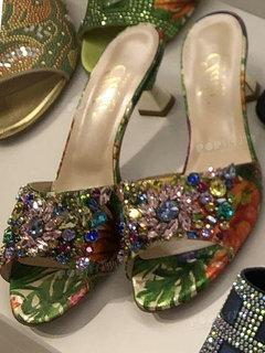 2019年10月米兰女鞋拖鞋展会跟踪219148