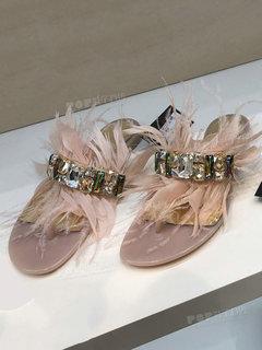 2019年10月米兰女鞋拖鞋展会跟踪219119