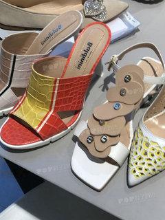 2019年10月米兰女鞋拖鞋展会跟踪219156