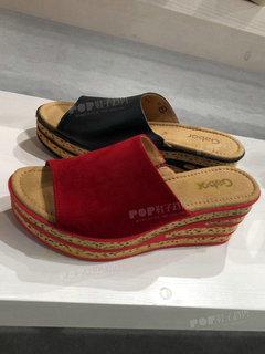 2019年10月米兰女鞋拖鞋展会跟踪219121