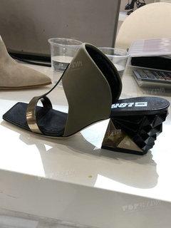 2019年10月米兰女鞋拖鞋展会跟踪219164