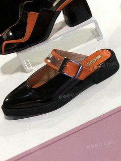 2019年10月米兰女鞋拖鞋展会跟踪219131
