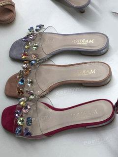 2019年10月米兰女鞋拖鞋展会跟踪219167