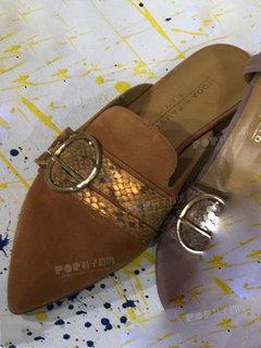 2019年10月米兰女鞋拖鞋展会跟踪219136