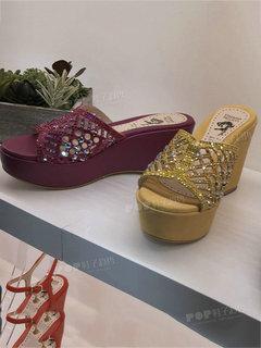 2019年10月米兰女鞋拖鞋展会跟踪219142