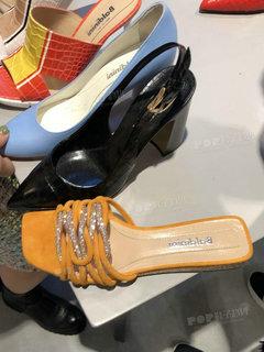 2019年10月米兰女鞋拖鞋展会跟踪219151