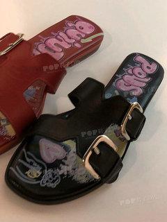2019年10月米兰女鞋拖鞋展会跟踪219170