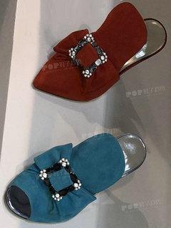 2019年10月米兰女鞋拖鞋展会跟踪219137