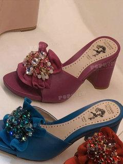 2019年10月米兰女鞋拖鞋展会跟踪219161