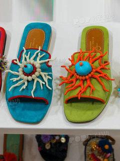 2019年11月巴黎女鞋拖鞋展会跟踪223568