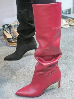 2020年2月纽约女鞋靴子展会跟踪227574