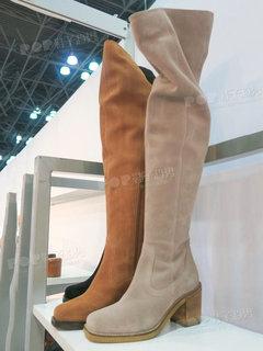 2020年2月纽约女鞋靴子展会跟踪227573