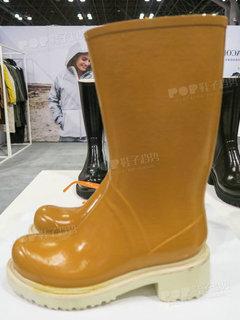 2020年2月纽约女鞋靴子展会跟踪227576